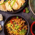 китайская еда архив