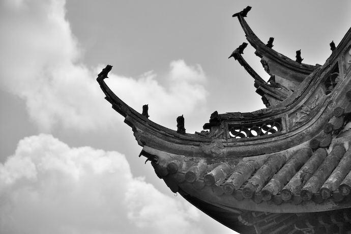 эстетика китайского сада