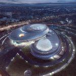 Шанхай строит самый большой планетарий в мире
