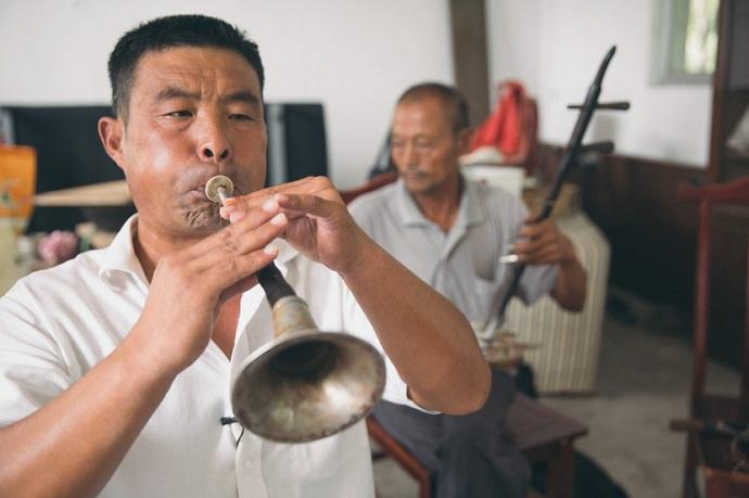 китайская музыка сона