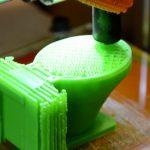 туалет на 3D принтере