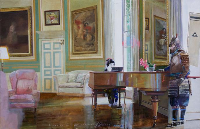 Как художник из Благовещенска представлял Макао на Венецианской биеннале