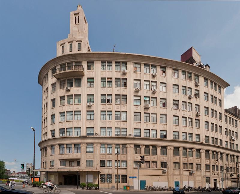 Здание до реставрации. Источник: flickr Juha Loucola