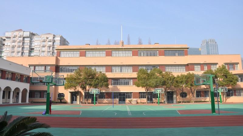Здание школы в наши дни. Источник: wikipedia