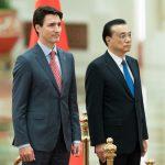 китай канада переговоры
