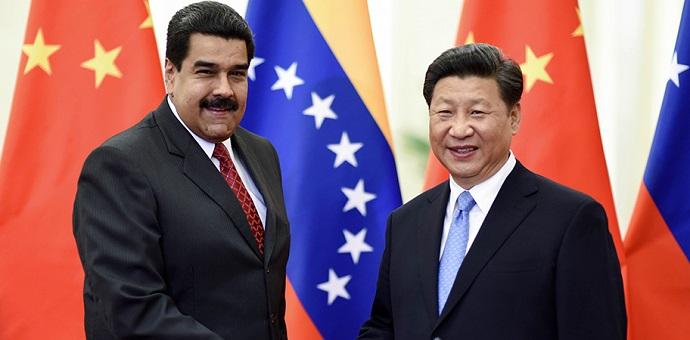 китай венесуэла