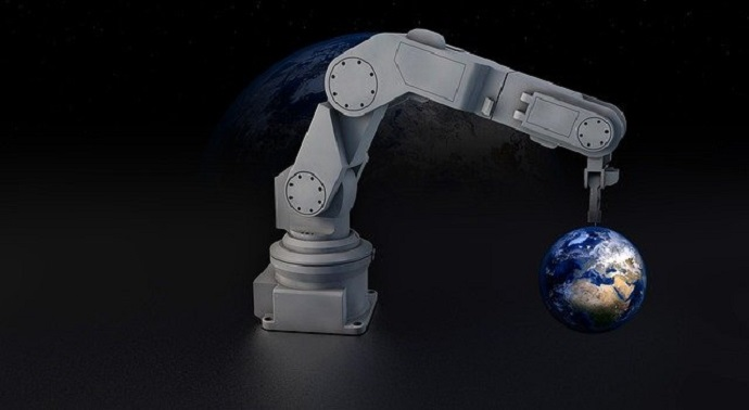 робот китай