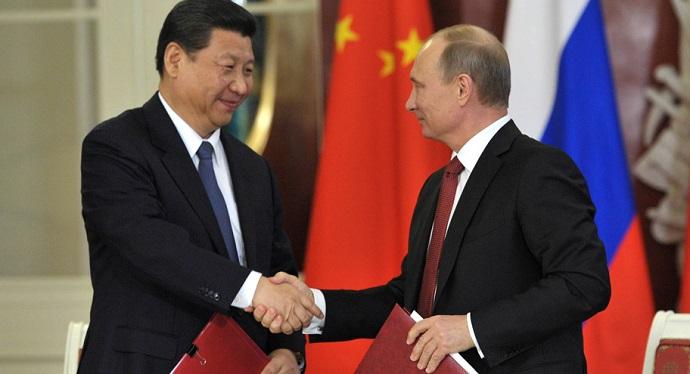 китай россия торговля
