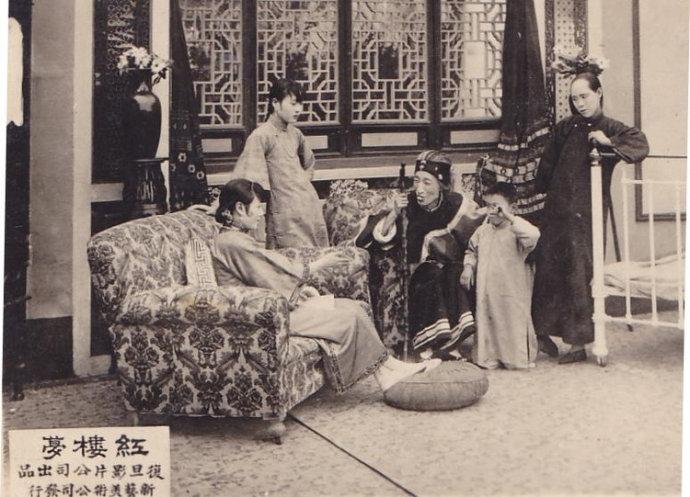 Цинская история в европейских интерьерах. Источник: blog.sina.com