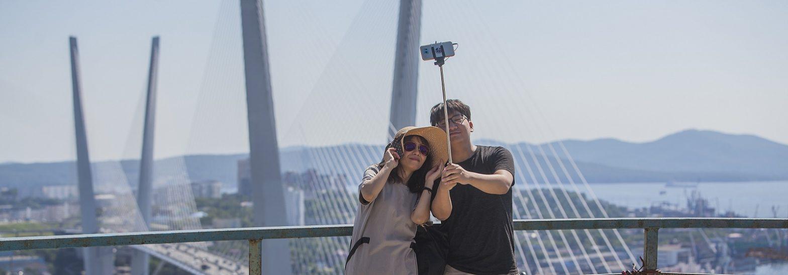 китаские туристы владивосток