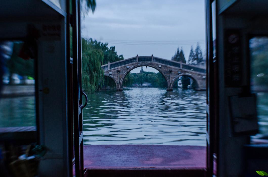 Великий канал. Сучжоу. Фото: Алина Кочетова