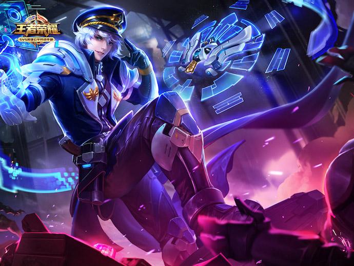 King of Glory - самая популярная мобильная игра 2017 года. Источник:  17173新闻中心出品