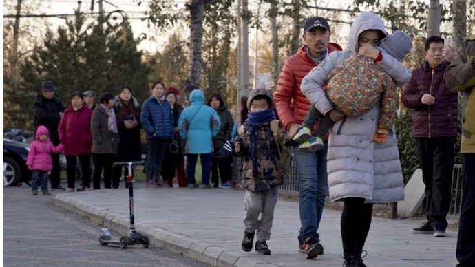 Скандалы в частных детских садах. Источник: South China Morning Post