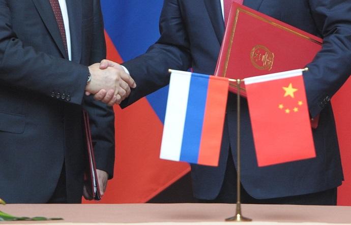 китай россия сотрудничество