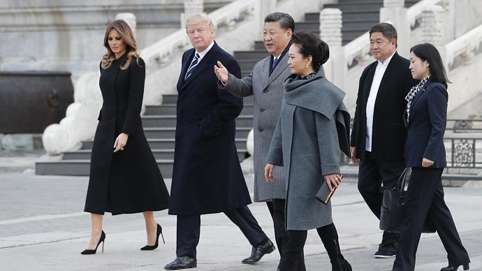 китай сша трамп