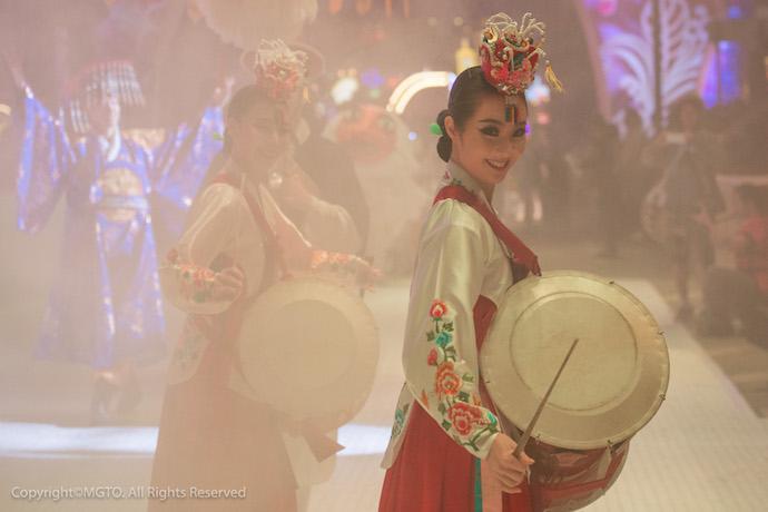 Новогодний парад в Макао. Источник: macaotourism.gov.mo