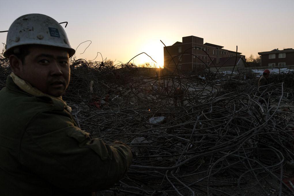 пекинский самострой и выселение мигрантов