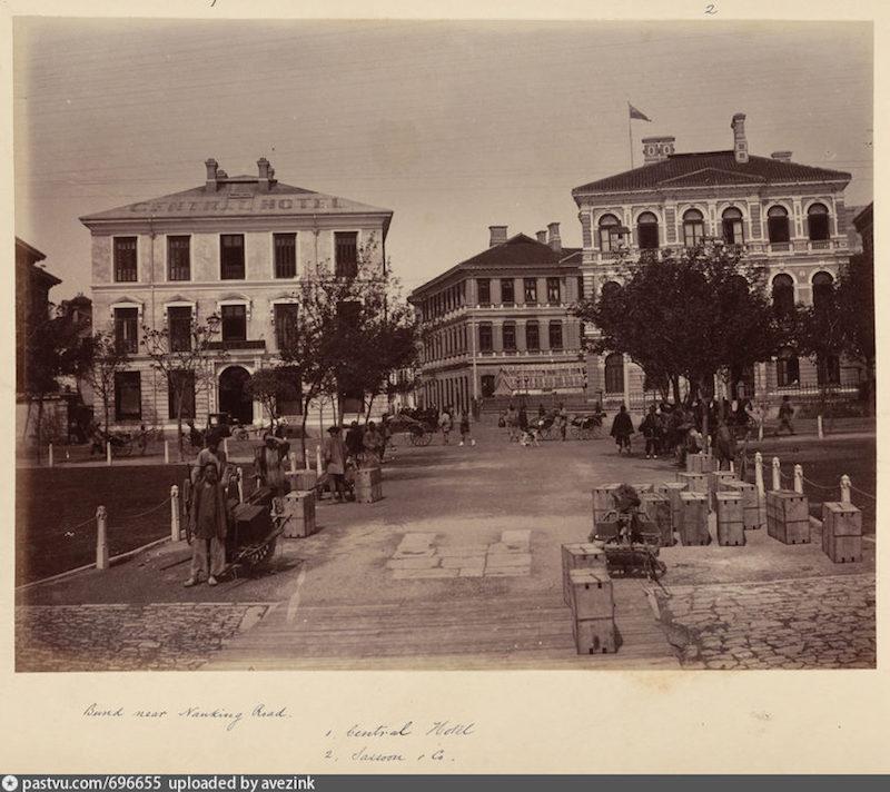 Старый Банд в 1880-1886. Источник: id.lib.harvard.edu/via/olvwork367375/catalog