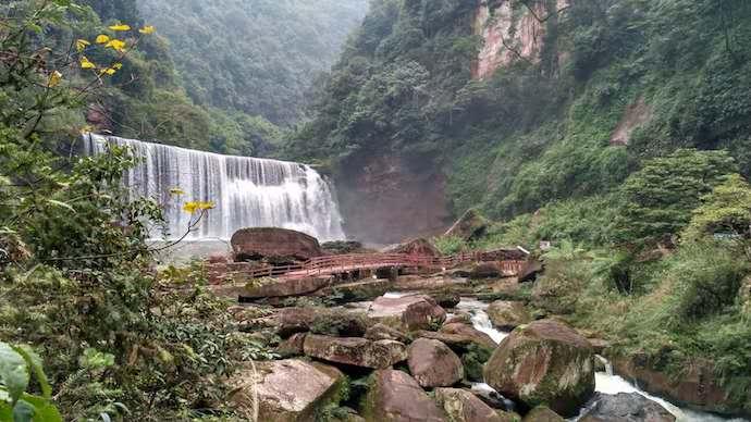 Чишуй - китайский парк Юрского периода