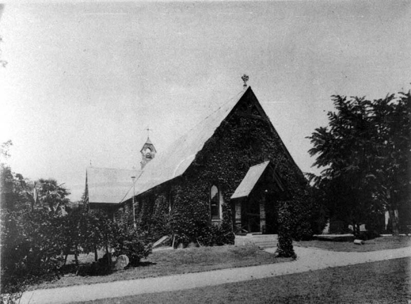 Часовня перешла в пользование скандинавскому сообществу в 1928 году. Источник: virtualshanghai.net