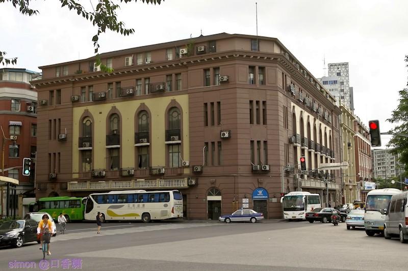 Современный вид здания. Источник: sina.com