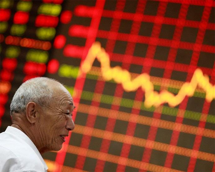 китай кризис