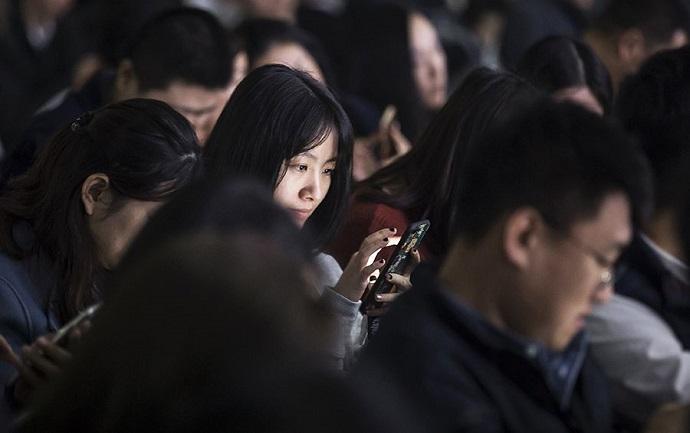 китай мобильные приложения