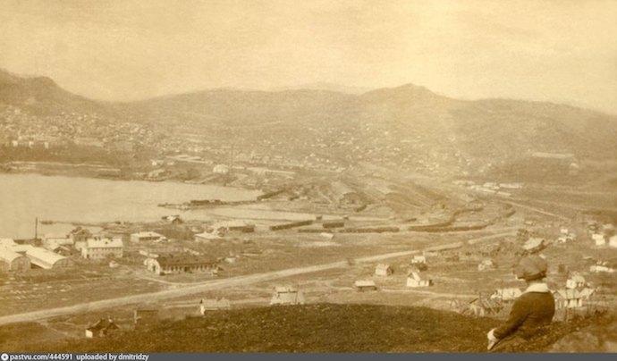 Вид на Гнилой угол в 1920. Источник: starkoc.cz