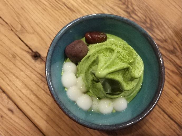матча маття зеленый чай