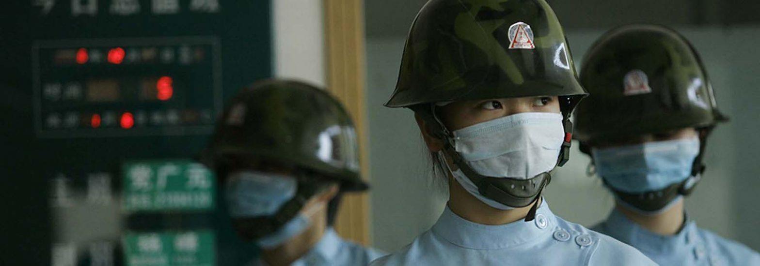 Китайские врачи требуют защиты от пациентов