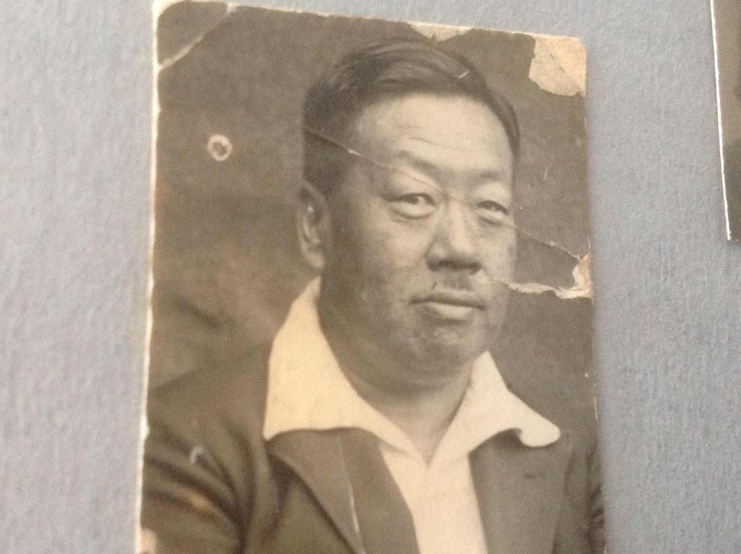 Лянь-Кунь. Источник: личный архив семьи