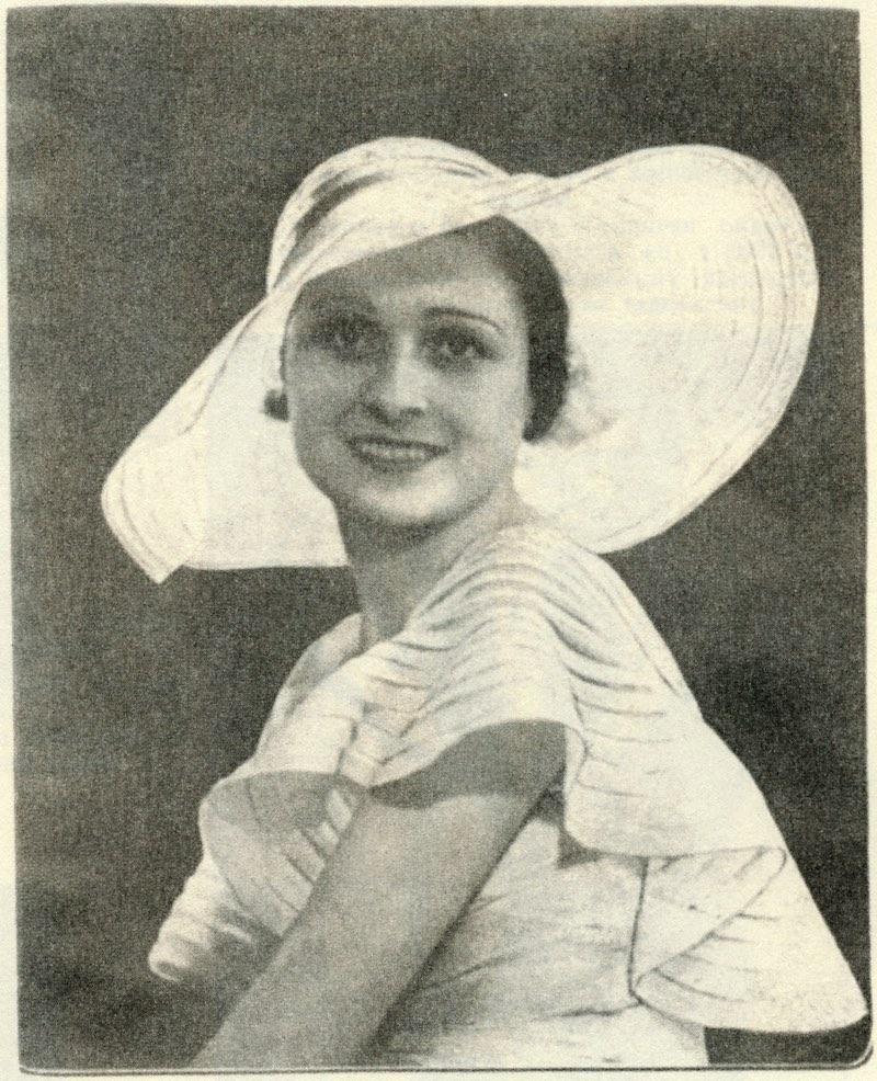 Нина Барсамова, кино-королева Шанхая в 1933 году (с) В. Д. Жиганов, Русские в Шанхае
