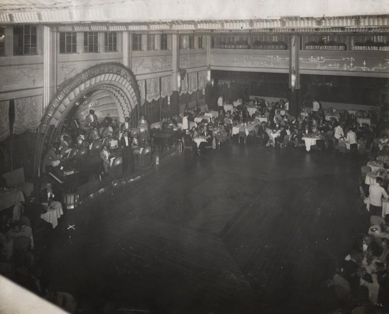Танцевальный зал Канидрома. Источник: University of Missouri Kansas City