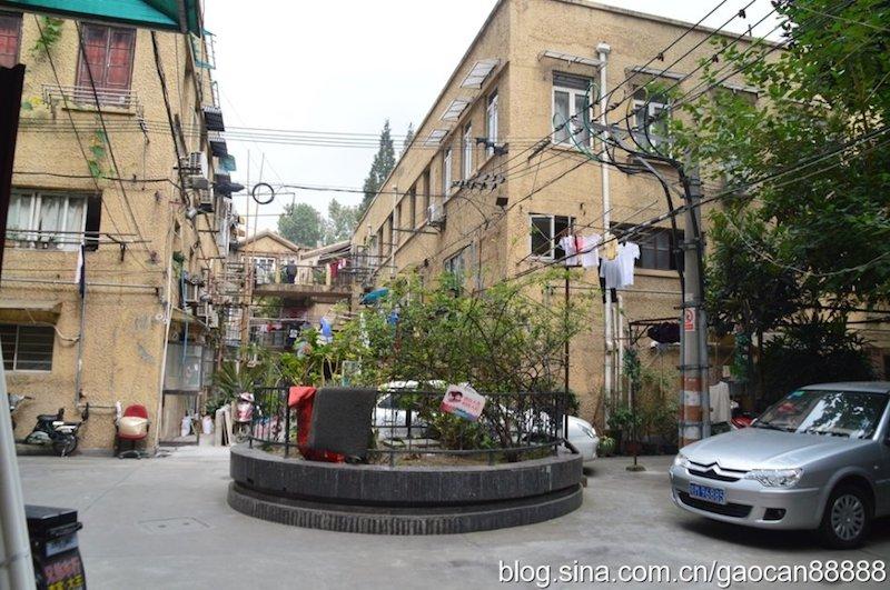 Внутренний дворик. Источник: sina.com