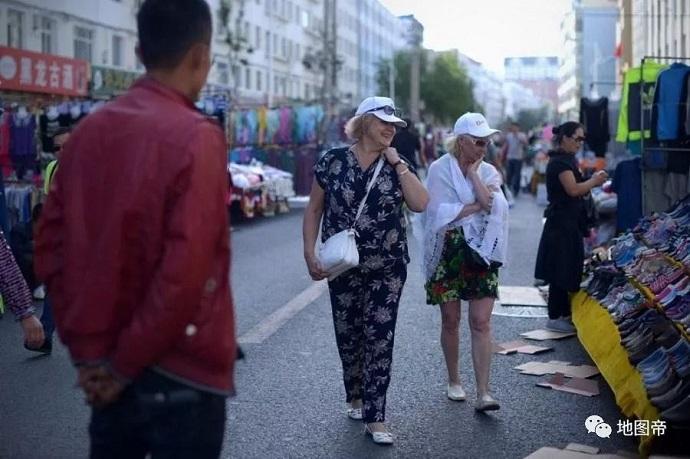 китай пенсионеры