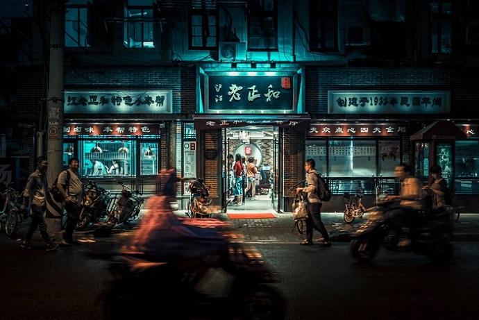 технологии китай