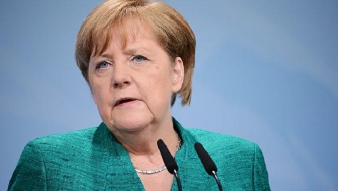 меркель германия китай
