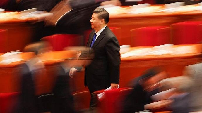 си цзиньпин китай правительство