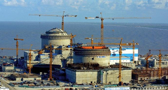 ядерная энергетика китай