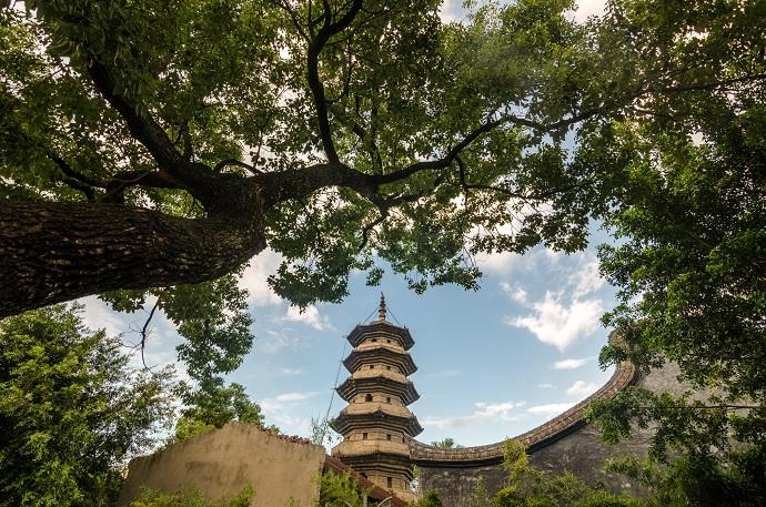 фучжоу пагода