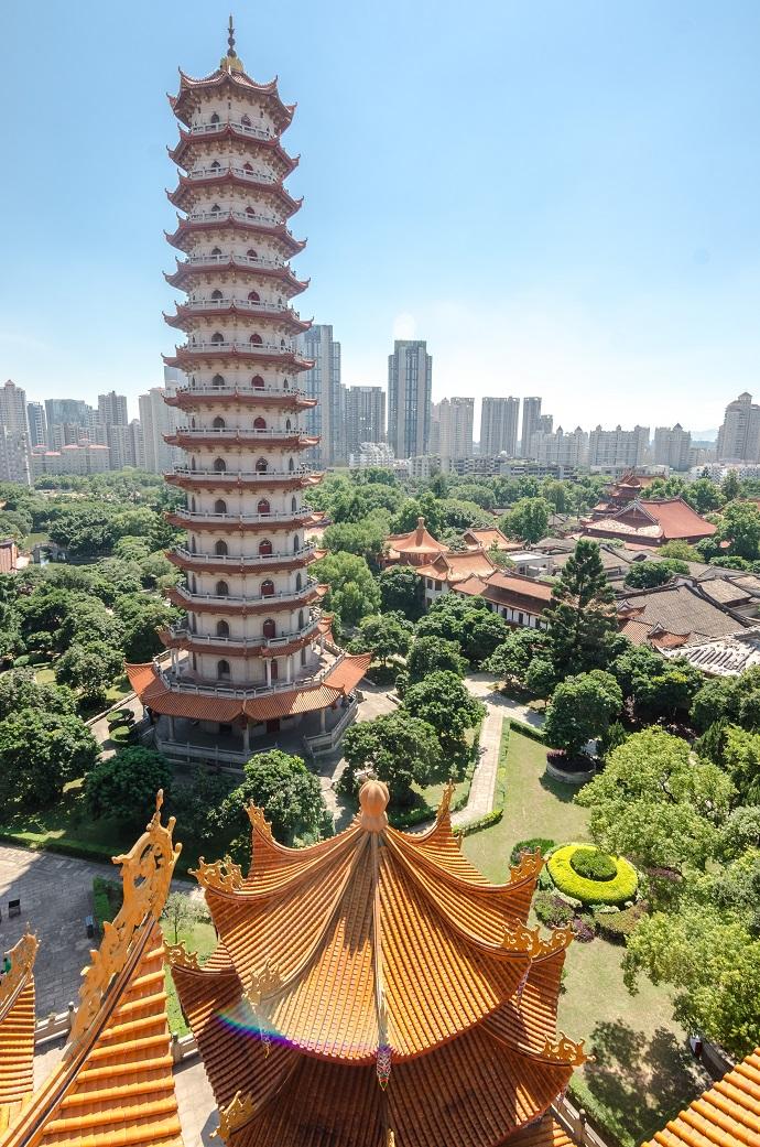 фучжоу город достопримечательности