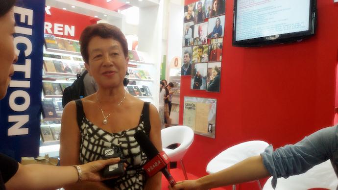 Ли Иннань - дочь одного из основателей КПК Ли Лисаня и Елизаветы Кишкиной. Источник: 凤凰读书