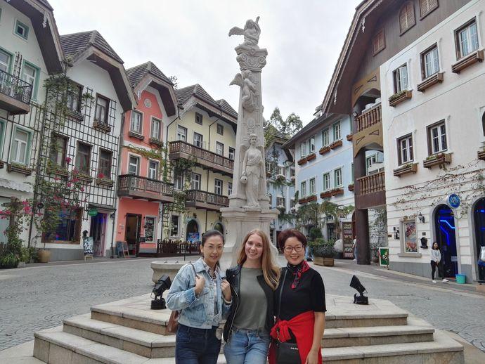 live in huizhou