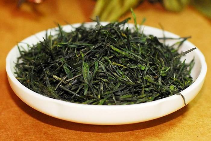 Нефритовая роса - знаменитый местный чай. Источник: 新茶网