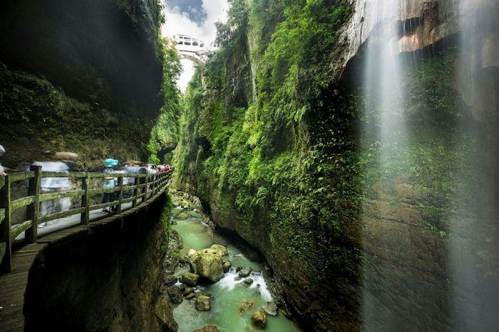 Эньши - Большой китайский каньон