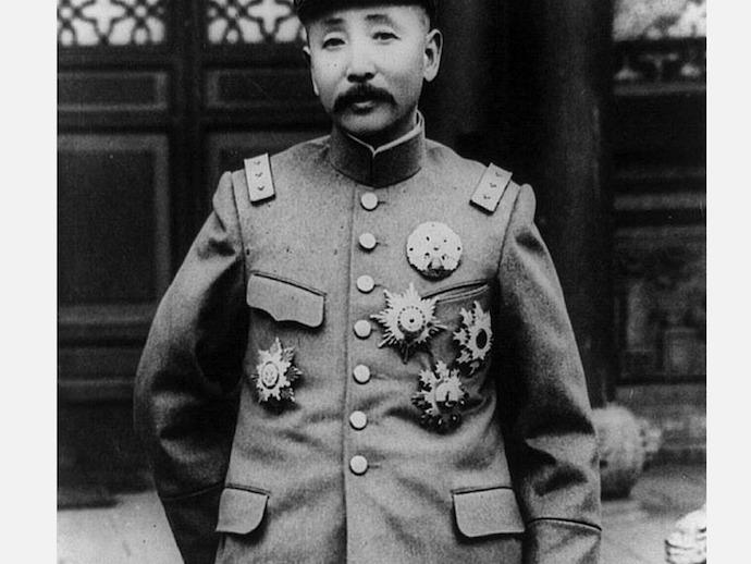 Чжан Цзолинь - бывший хунхуз и будущий милитарист. Источник: 阿波罗