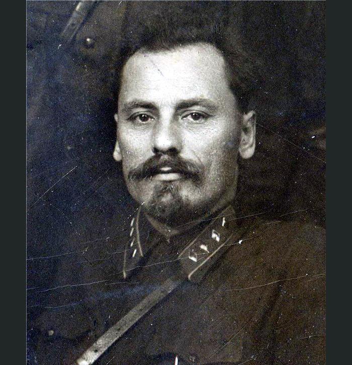 Терентий Дерибас в 1930 году. Источник: Wikipedia