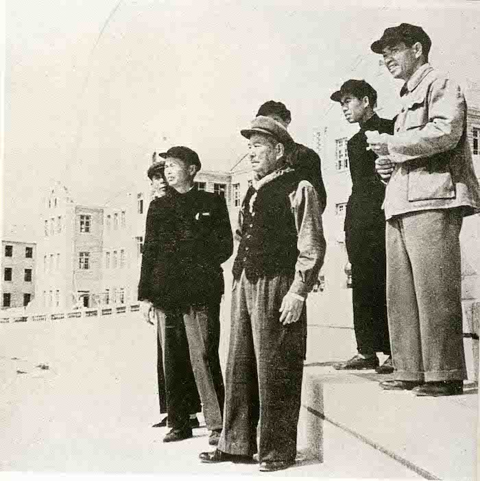 Чэнь Цзягэн в Сямэньском университете. Источник: 北美集美校友会