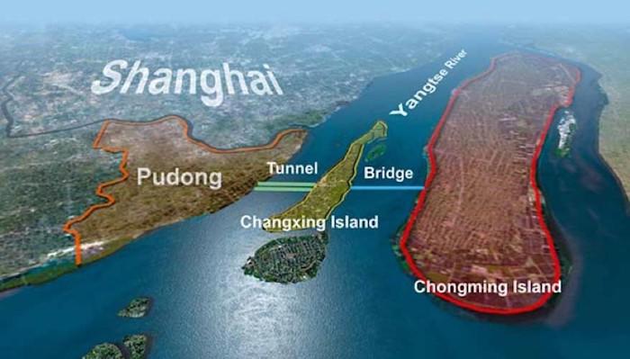 """Через 30 лет остров вполне может """"срастись"""" с материком. Источник: Medium"""