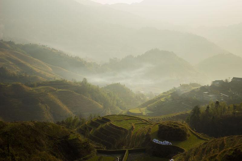 Гуйлинь входит в число главных природных достопримечательностей Китая. Фото: